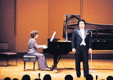 第3回国民のコンサートは、日本歌曲のクラシックコンサート